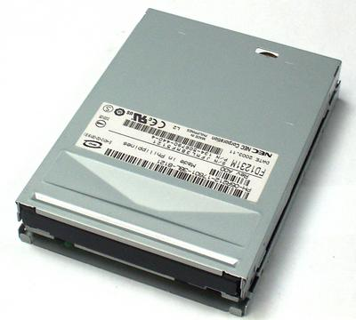 View Item Dell 5R212 OptiPlex GX260 Model DHS Floppy Drive